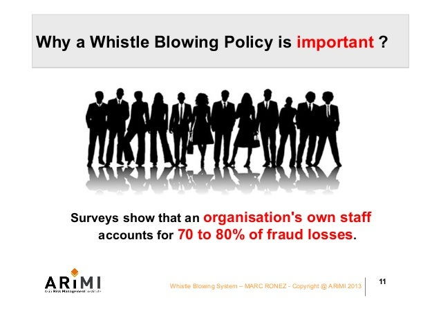 whistleblowing policy Whistleblowing policy 1 introduction as an employee, worker or a member of  the council, you are often the first to realise that there could be something.