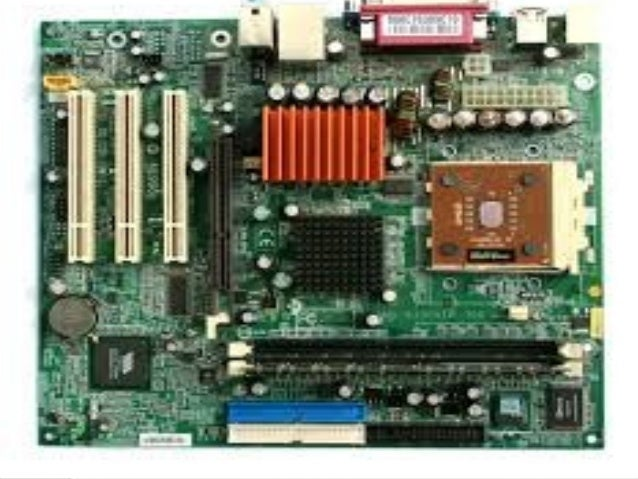 What is computer internal memory?