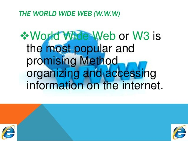 world wide web and telnet Uses the hypertext transfer protocol to access a world wide web server  the  purpose of the telnet protocol is to provide a fairly general, bi-directional,.