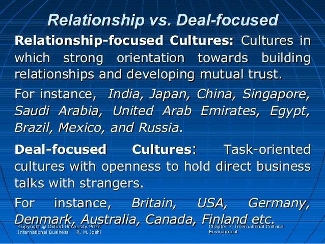 Russian culture vs american culture dating