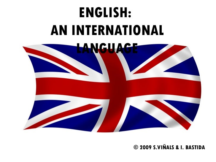 essay of english as an international language English as an international language this concise volume from 1978 is pre-'world englishes' and before the acceptance of kachru's model of the inner.