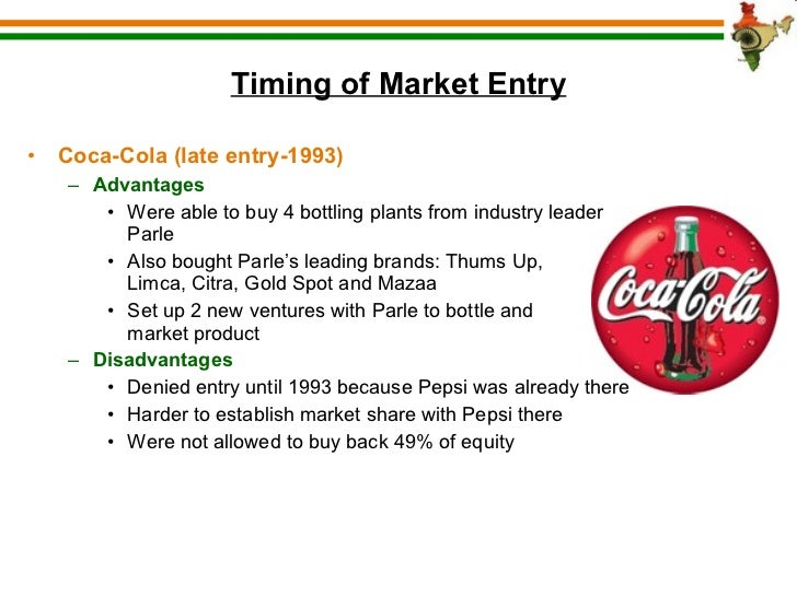 coca cola international marketing case study