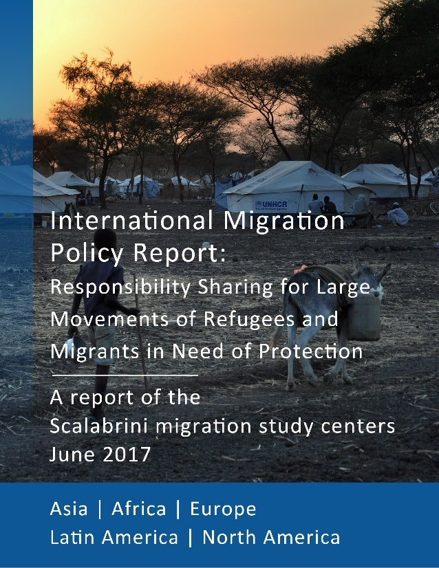 A report of the Scalabrini migration study centers The Scalabrini migration study centers consist of the Centro de Estudio...