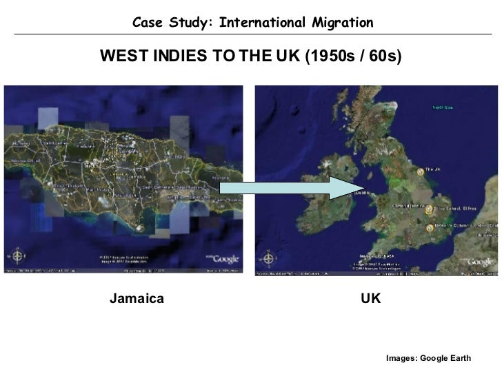 International migration west indies to the uk west indies to the uk 1950s 60s case study international migration jamaica decolonisation gumiabroncs