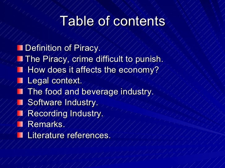 software piracy in the irish context The software slump: digital music, the democratisation of technology, and the decline of the recording studio sector within the musical economy.