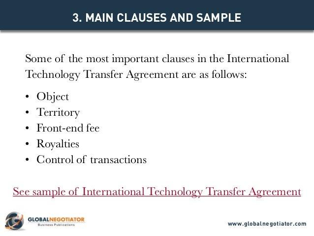 transfer template