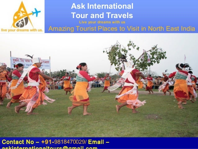 Ask International Most Beautiful Sightseeing Places Of North East In