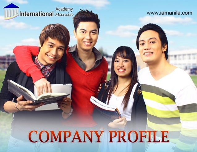 International academy manila company profile