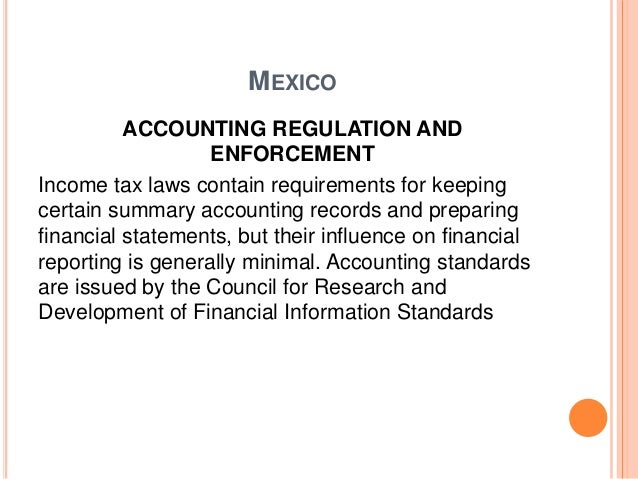 an overview of the international accounting standards regulation Accounting standards overview accounting is the  international accounting standards  that financial accounting and accounting standards.