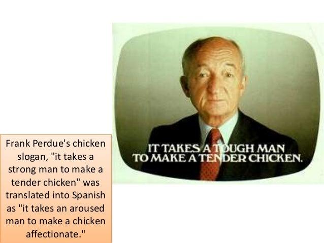 Chicken Slogans: International Advertising...top Blunders