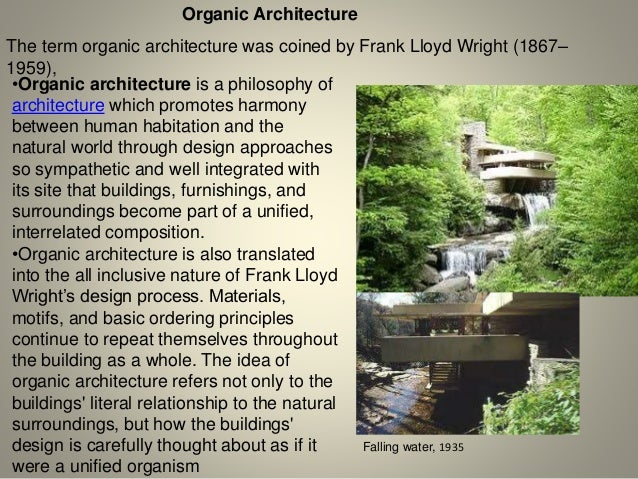 International Architecture Before 1947