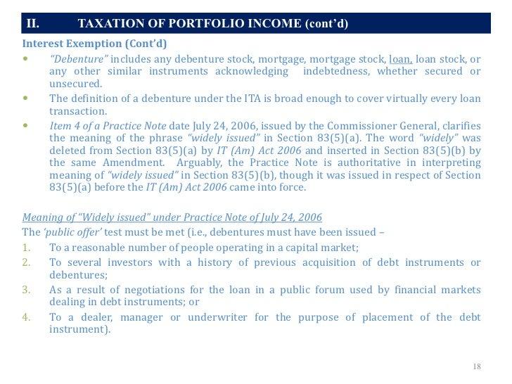 International Aspects Of Ugandas Income Taxation