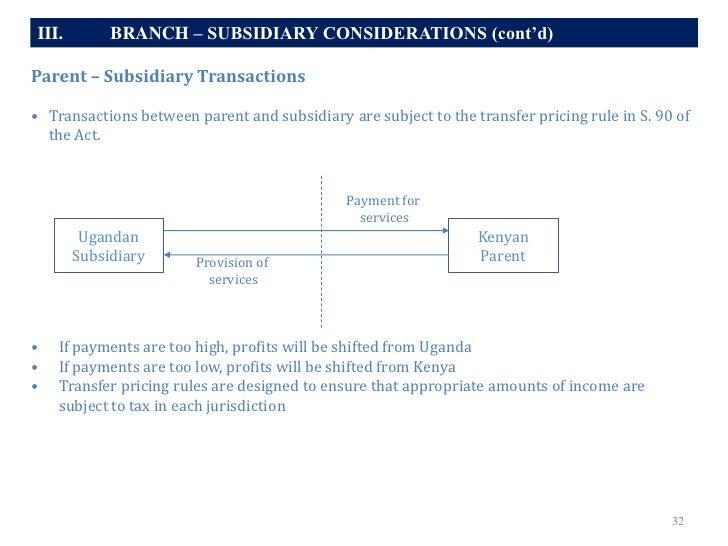 taxation in uganda Case study on tax dispute:- hogl and gou doris akol – commissioner  general uganda revenue authority.