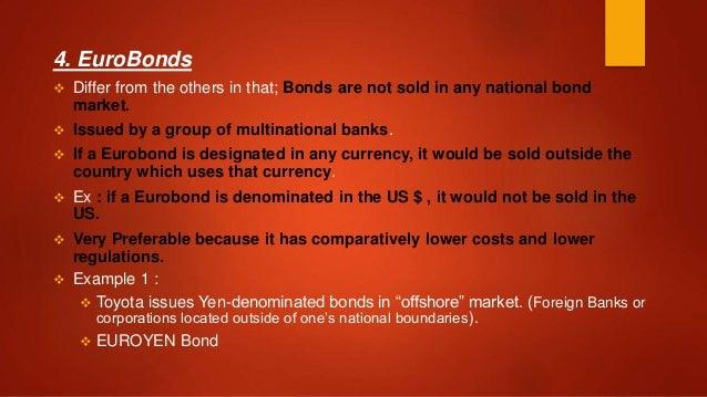 eurobond example