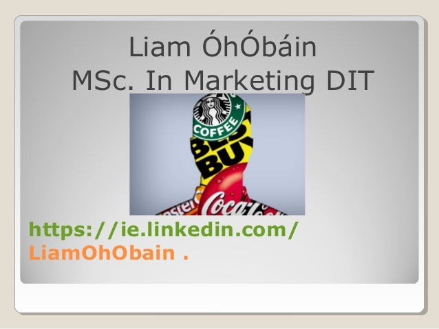 International branding Slide 2