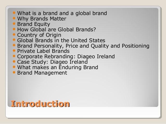 International branding Slide 3