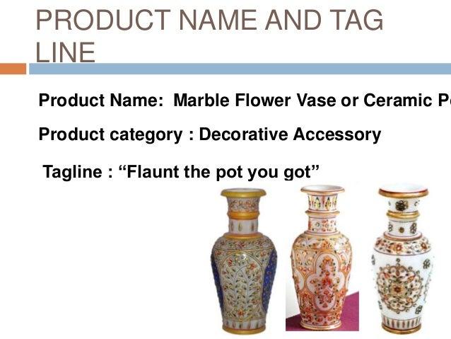 International Business Marketing Handicrafts