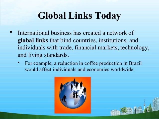 why do firms engaged in international business International commerce is trade between companies in different countries, or just  trade between different countries.