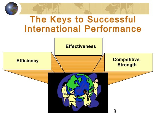 international business ch 8 summary Recent international business review articles recently published articles from international business review sources of open innovation in foreign subsidiaries: an enriched typology.