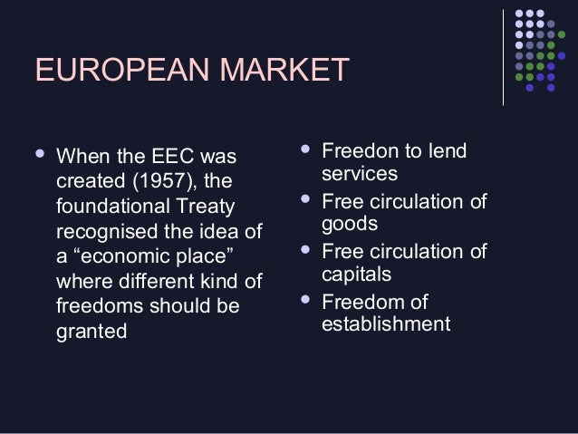 European Competition Law  Workable  competition   Competition  is suitable for avoiding the economic recession   But,  ...