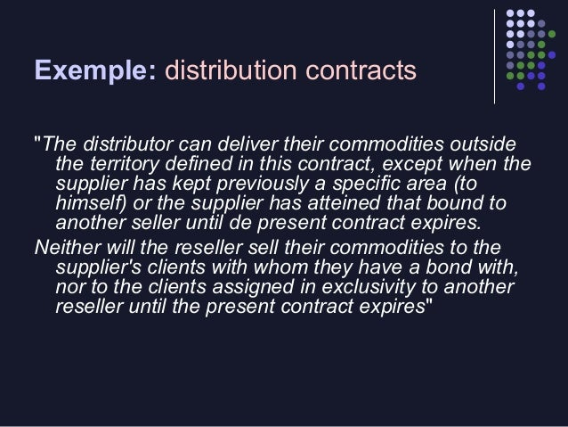International Contracting: General Aspects International Business Law