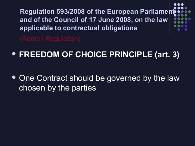 """Rome I Regulation  Autonomy  of the """"choice of law Contract"""" from the Principal Contract (art. 12)   What  does it mean?"""