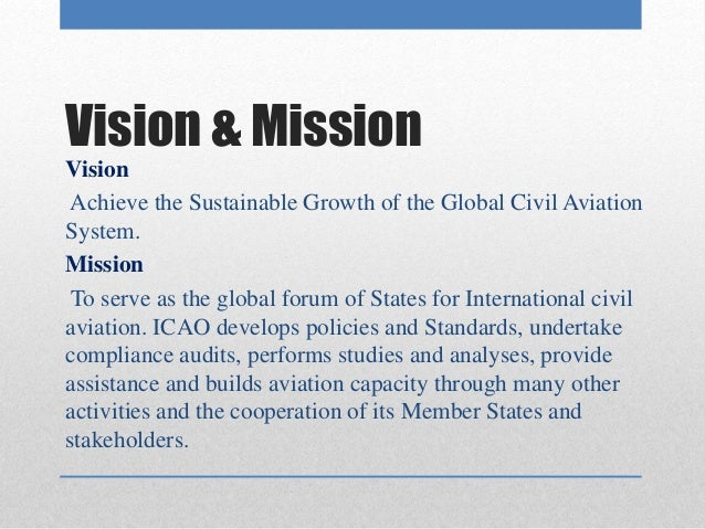 icao strategic objectives For implementation of icao sarps under all icao strategic objectives building partnerships and pooling resources among states, international organizations, development.