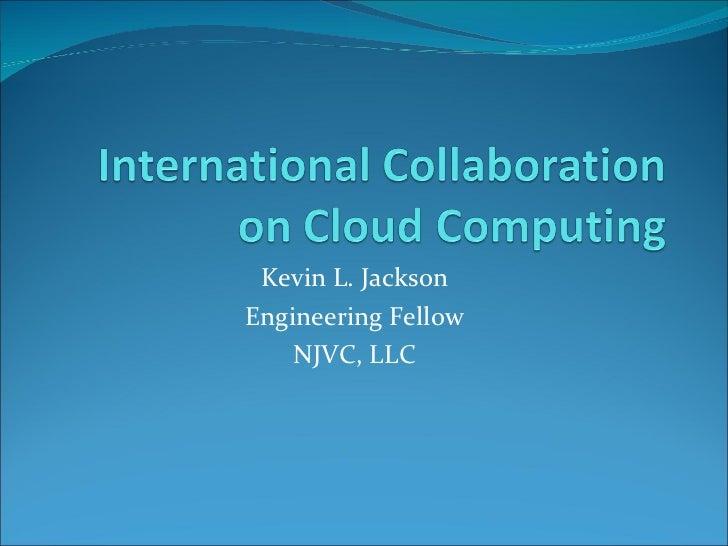 Kevin L. Jackson Engineering Fellow NJVC, LLC