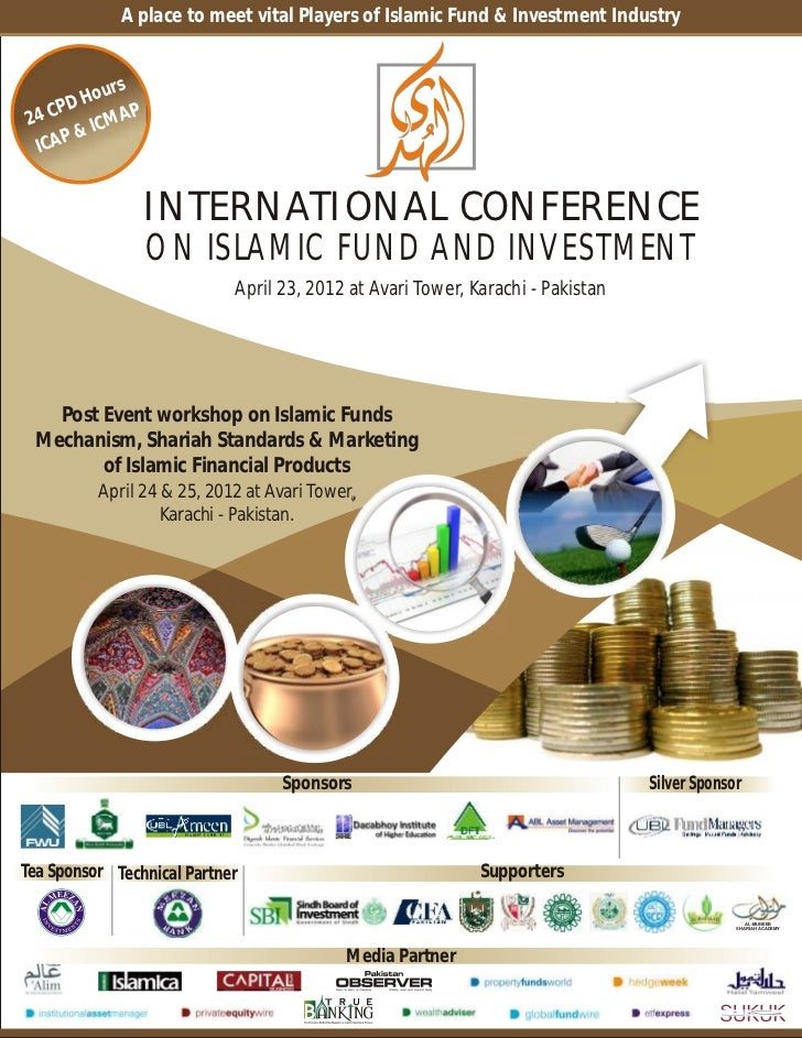 A place to meet vital Players of Islamic Fund & Investment Industry           rs     PD Hou24 C        AP       & ICM ICAP...