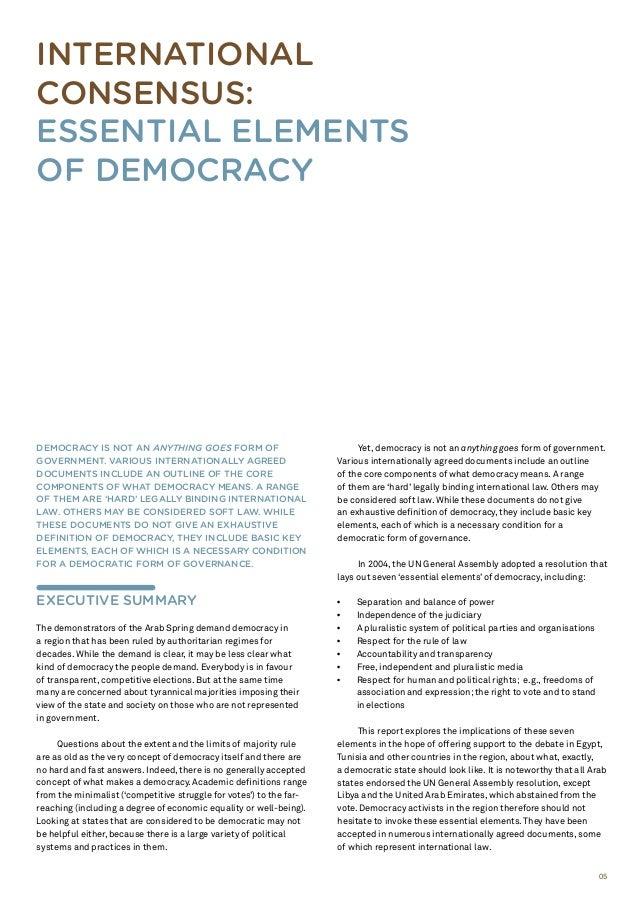 democratic government definition