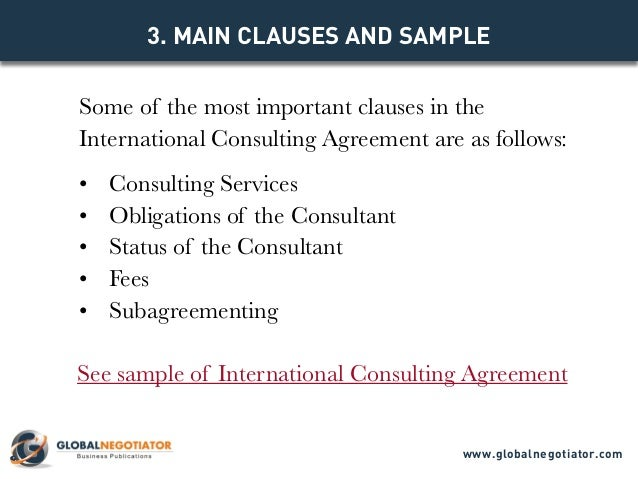Consulting Agreement Template Financial Consulting Agreement We