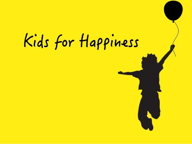 Kids for Happiness