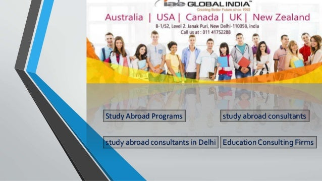 RG International- Overseas Consultants and education ...