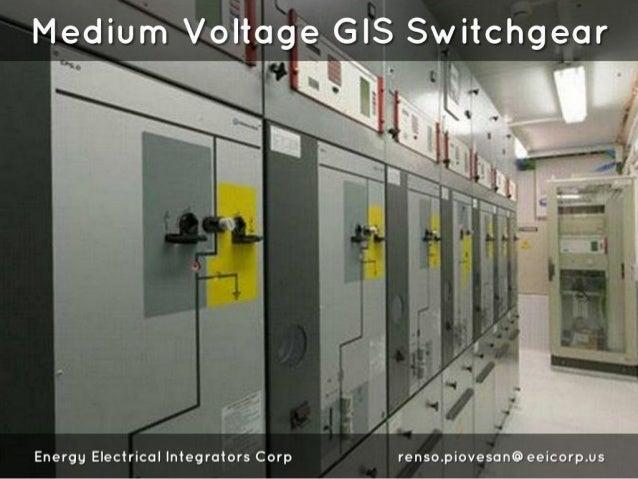 "Medium Voltage GIS Switchgear  .  « 1  rffrf .   .  -  3 A , Pri, v,f»l _'-x;  -  '  ' . . .  J-  lf 5 ""' ""  . ' US  Energ..."