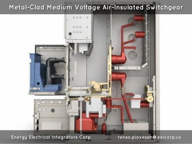 Metal-Clad Medium Voltage Air-Insulated Switchgear  Energy Electrical Integrators Corp renso. piovesan@ eeicorp. us