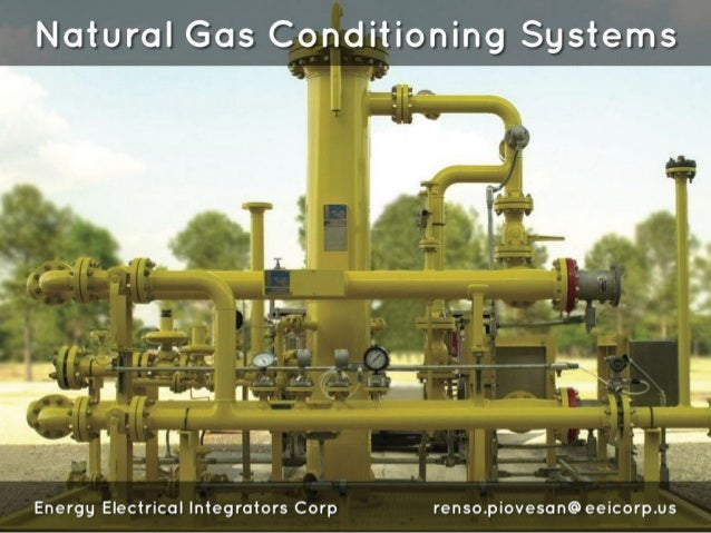 Natural Gas Conditioning Systems  Energy Electrical Integrators Corp renso. piovesan@eeicorp. us