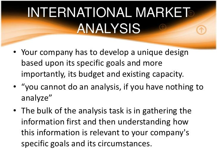 barriers to entry and foreign advantage International entry and country analysis 1  reduction in trade barriers  the opportunity to make profit by selling its products in a foreign market.