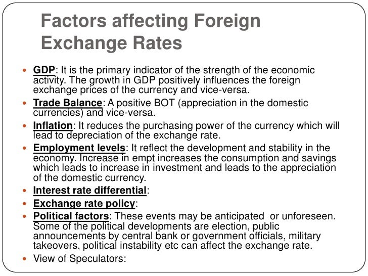 EXCHANGE RATE DYNAMICS IN BRAZIL