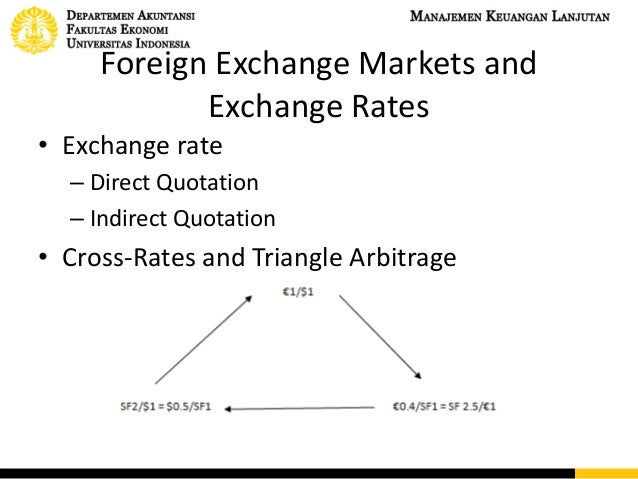 Interbank exchange rate forex