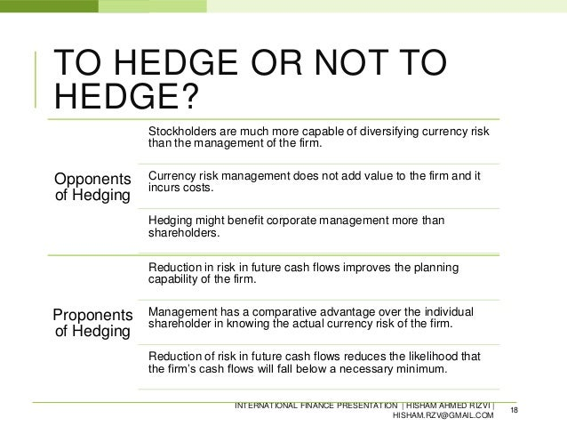 hedging currency risks at aif Aifs and aif managers show subpages of:  what are the risks associated with a foreign currency loan  costs from swaps or hedging:.