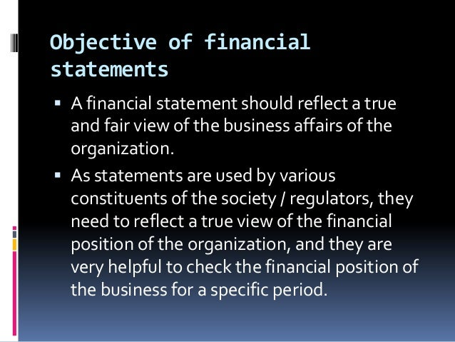 the objectives and impact of the international financial reporting standards ifrs The impact of international financial reporting standards (ifrs) adoption on  the  the international accounting standards board (iasb), in its objectives and .