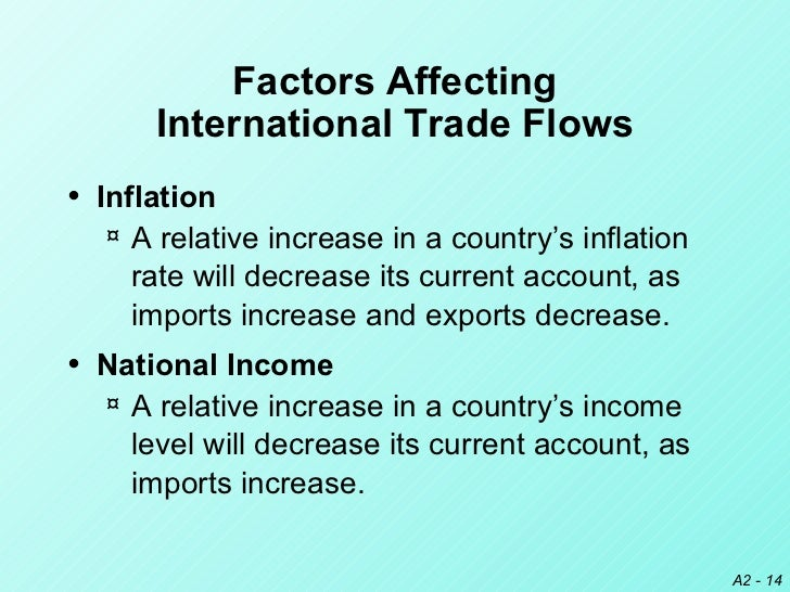 factors influencing international trade News about international trade and the world market commentary and archival information about international trade and.