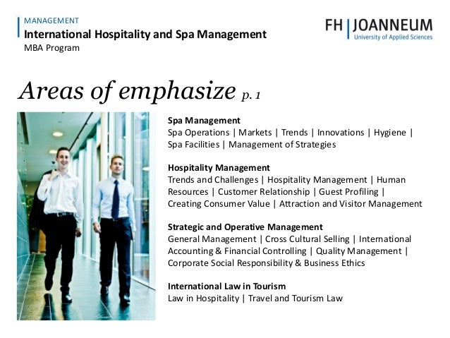 tourism and hospitlity