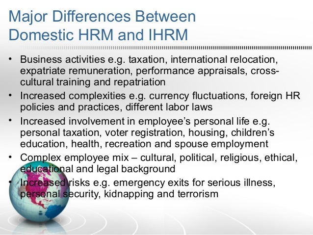 7 Major Causes of Expatriate Failure in International HRM