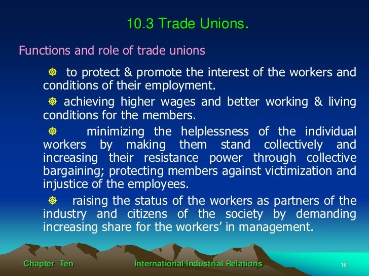 industrial relations ideologies History of europe - revolution and the growth of industrial society, 1789-1914: developments in 19th-century europe are bounded by two great events the french revolution broke out in 1789, and its effects reverberated throughout much of europe for many decades.