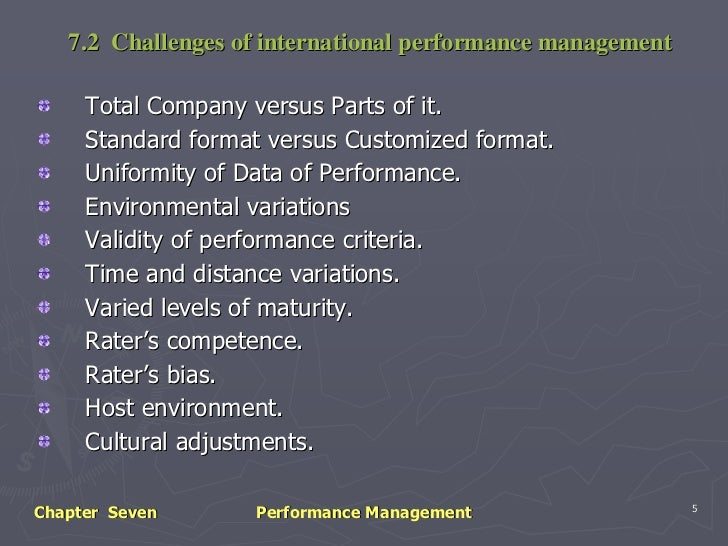 international performance management International interest in performance based budgeting by john mercer on may 17, 2018 - 21:52  about performance based budgeting/management in government.