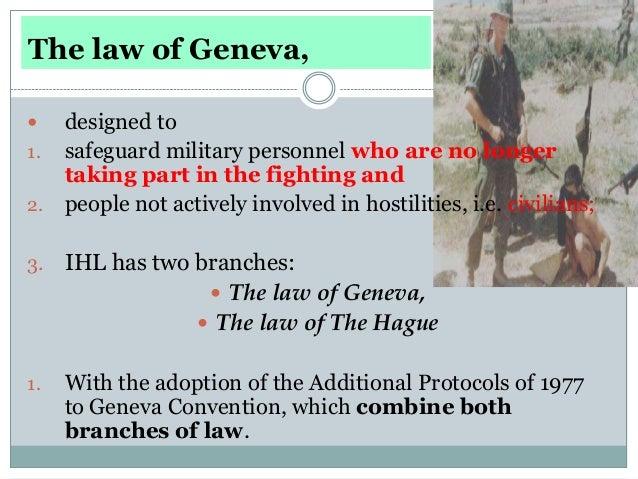 additional protocols to geneva conventions pdf