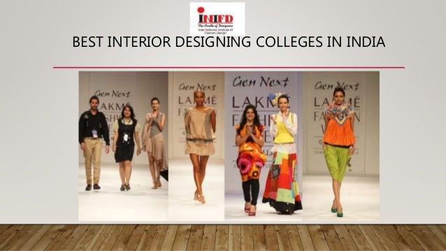interior designing colleges in india 3