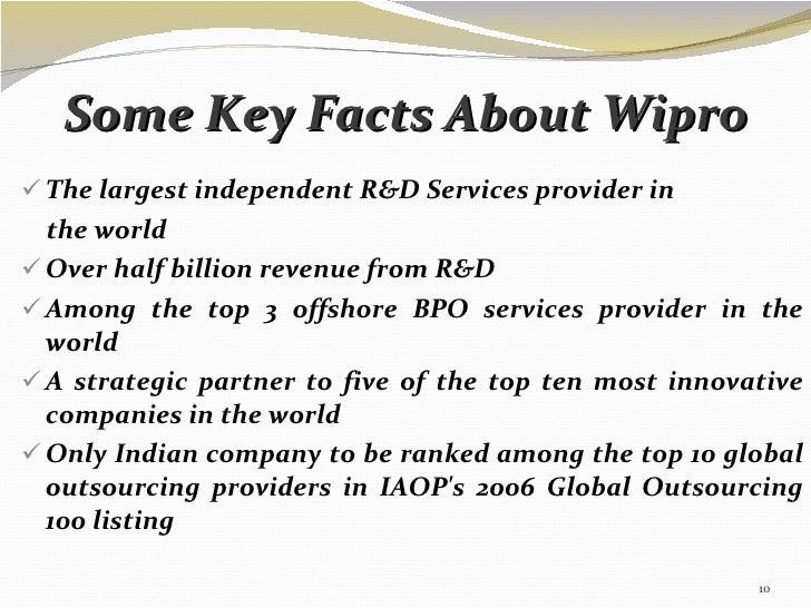 Wipro technologies europe