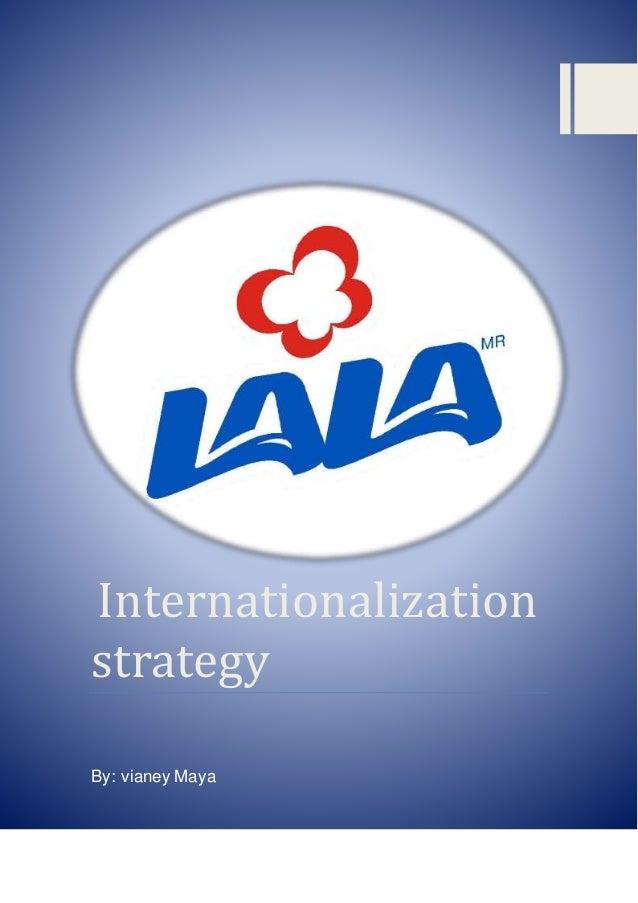 Internationalisation Strategy
